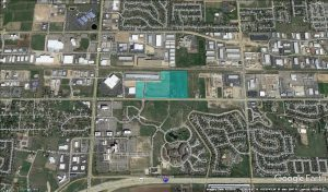 35 acres development land-Eagle Rd and E Franklin